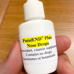 PatulEND Plus Nose Drops